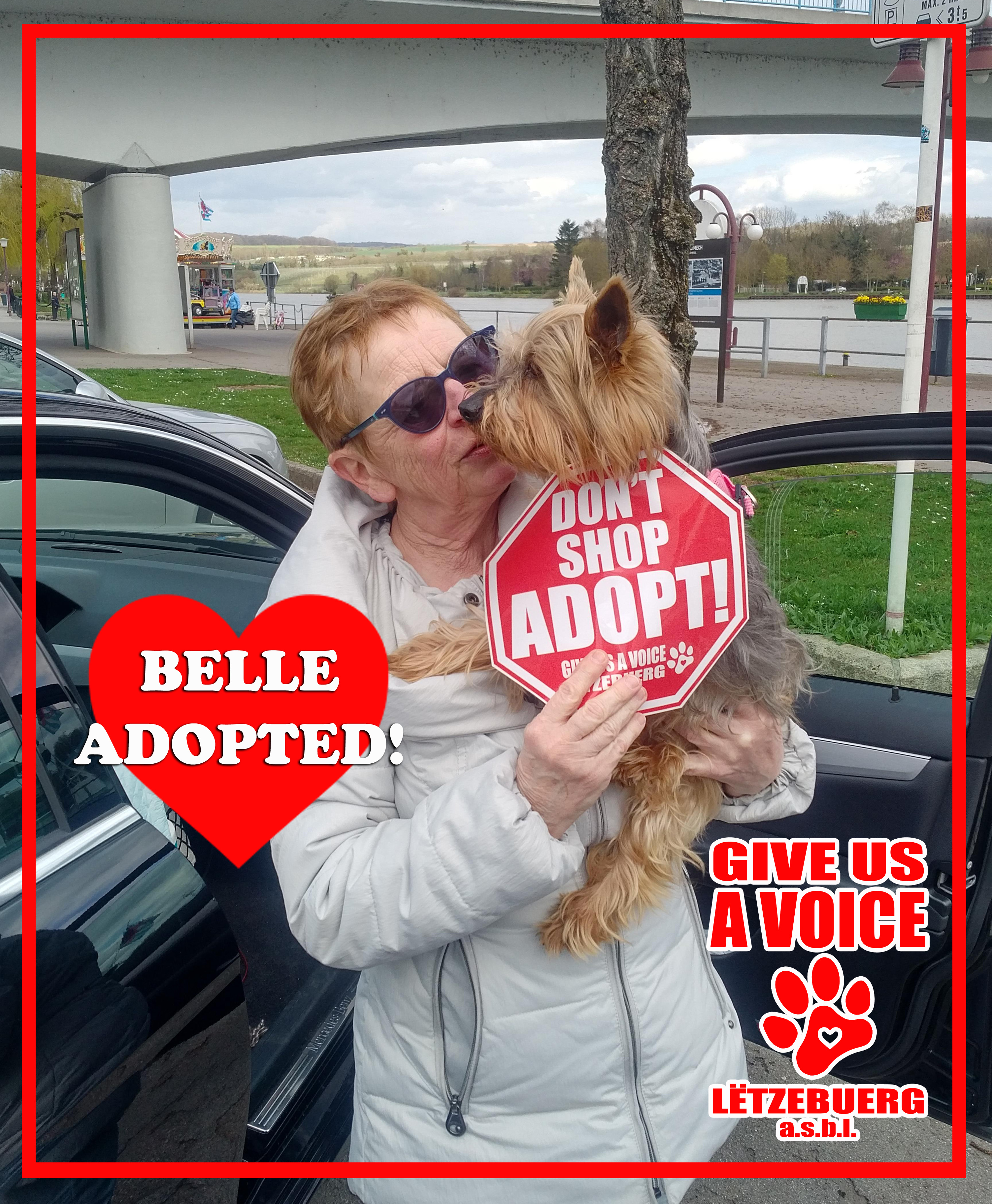 Belle Adopted! copy