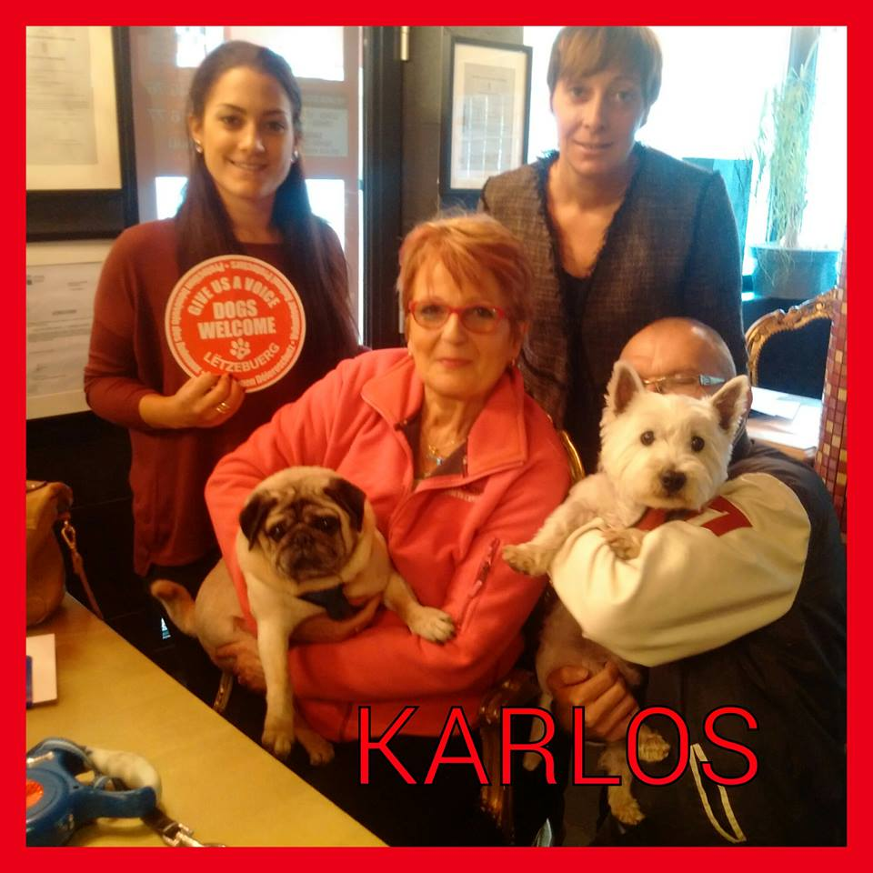 Karlos Adopted!