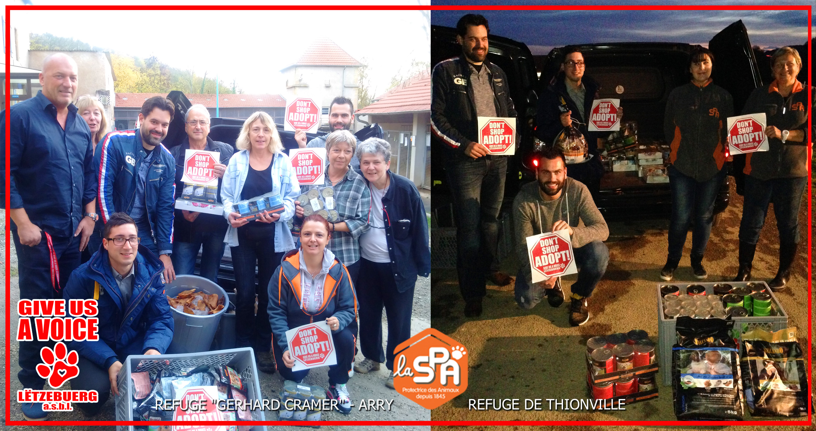 SPA Thionville and Arry food Donation Nov. 2015 copy