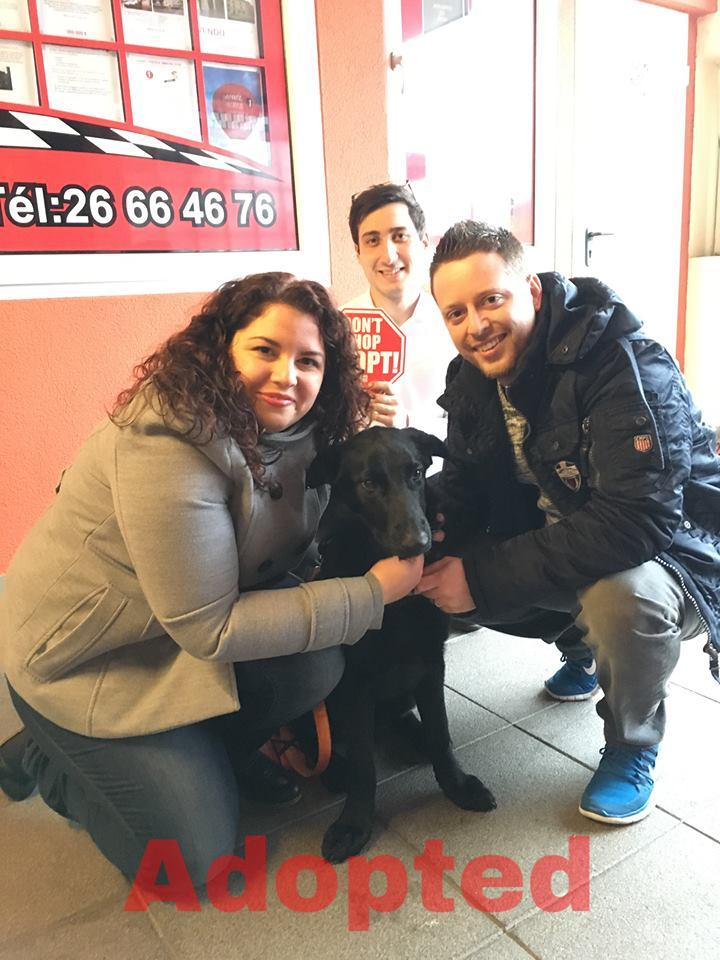 Melissa Adopted!